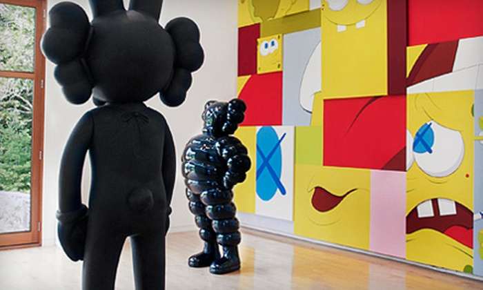 The Aldrich Contemporary Art Museum - Ridgefield: $7 for Afternoon for Two Adults at The Aldrich Contemporary Art Museum in Ridgefield (Up to $14 Value)