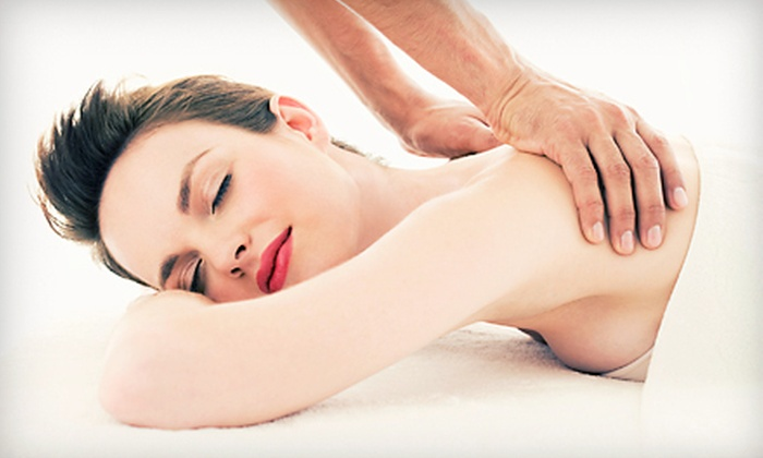 Salon 345 and Spa - Ludlow: One or Two Deep-Tissue Massages at Salon 345 and Spa (Up to 54% Off)