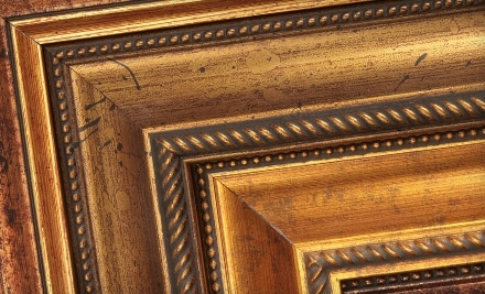 The Frame Station: $50 Groupon for Custom Framing - The Frame Station in Iowa City