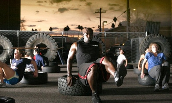 amenZone - Phoenix: $30 for One Month of Unlimited Classes at AmenZone in Scottsdale ($180 Value)