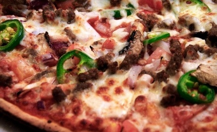 $20 Groupon to Pizza Milano - Pizza Milano in Spring