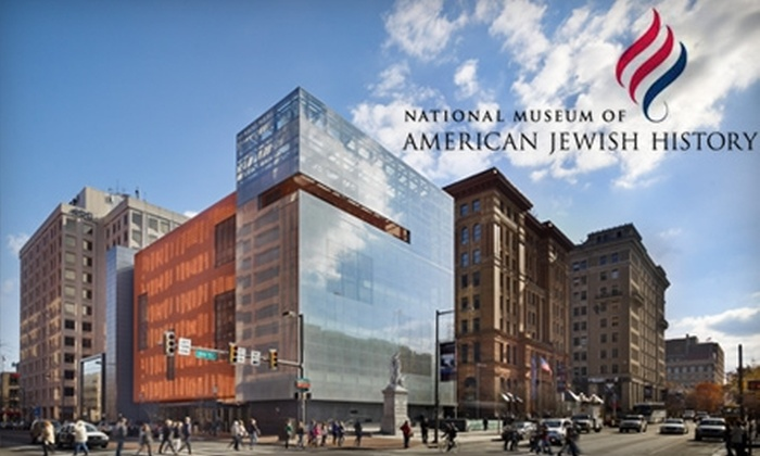 National Museum of American Jewish History - Center City East: $6 for One Adult General-Admission Ticket to National Museum of American Jewish History (Up to $12 Value)