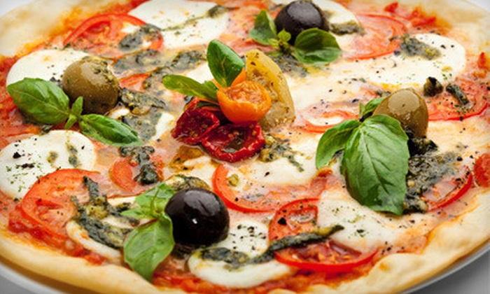 Dominic's at the Harbor - Townsite: $15 for $30 Worth of Pizza, Sandwiches, and Italian Cuisine at Dominic's at the Harbor in Oceanside