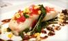 Oceanique - Evanston: $40 for Chef's Five-Course Tasting Menu for One at Oceanique in Evanston ($80 Value)