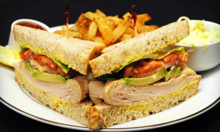 MetroKlub - West Loop: $9 for $20 Worth of Authentic Deli Fare at MetroKlub