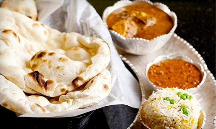 Indiya - Collingswood: Chef-Selected Four-Course Indian Tasting Menu for Two or $15 for $30 Worth of Indian Cuisine at Indiya