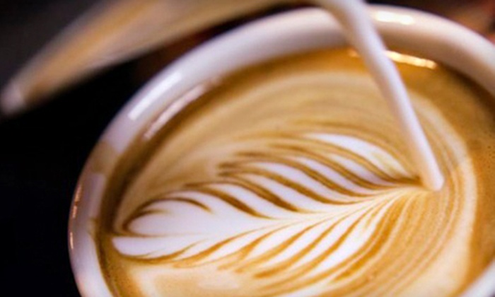 Barefoot Coffee - Cambrian: $10 for $20 Worth of Espresso Drinks, Bagged Coffee, and Baked Goods at Barefoot Coffee in Los Gatos