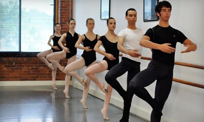 Massachusetts Academy of Ballet - Holyoke: Adult Classes at Massachusetts Academy of Ballet. Two Options Available.
