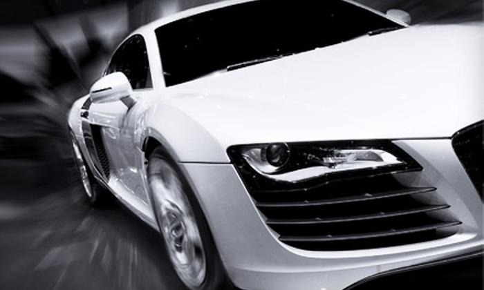 Squeaky Clean Car Wash - Topeka: One Armor All Pro Car Wash or $25 for $60 Worth of Car Washes at Squeaky Clean Car Wash