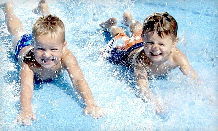 The Beach Waterpark - Mason: $42 for 2011 General Season Pass to The Beach Waterpark in Mason