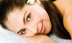 Suave Depil: Suave Depil – Alto da Glória: limpeza de pele profunda, peeling de diamante ou de cristal, máscara e drenagem facial