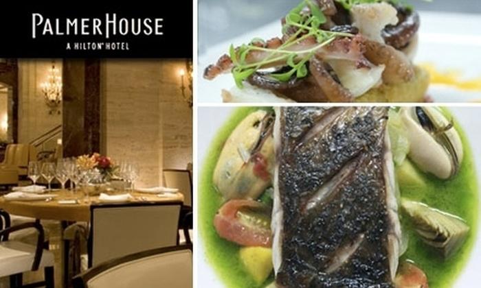 Lockwood Restaurant - Loop: $50 Worth of Gourmet Dining at Lockwood Restaurant
