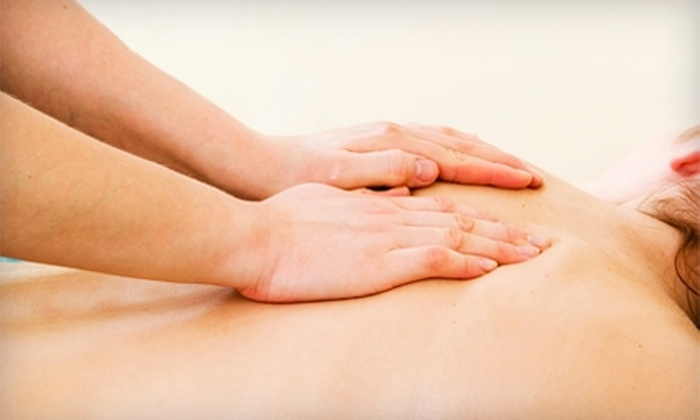 Heart Touch Center - Cedar Hills - Cedar Mill North: $48 for a Two-Hour Deep-Tissue Massage at Heart Touch Center (Up to $96 Value)