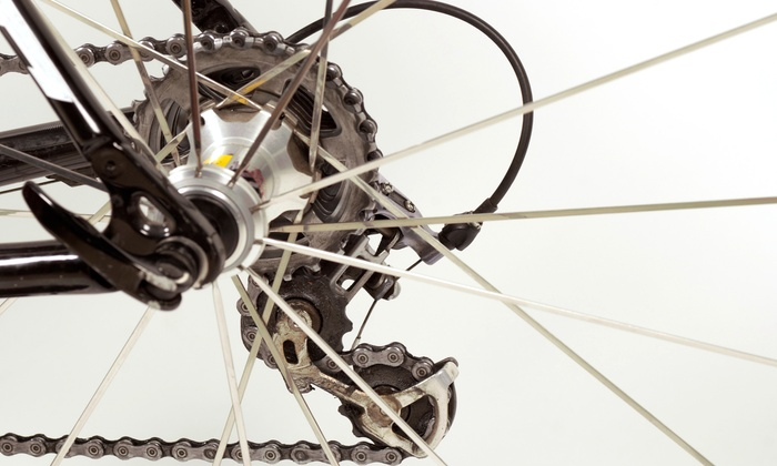 Columbus Cyclery - Russian Hill: $39 for a Pro Bicycle Tune-Up at Columbus Cyclery ($99 Value)