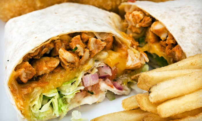 Hawgs and Dogs Bar and Grill - Third Ward: $7 for $15 Worth of Pub Fare at Hawgs & Dogs Bar and Grill