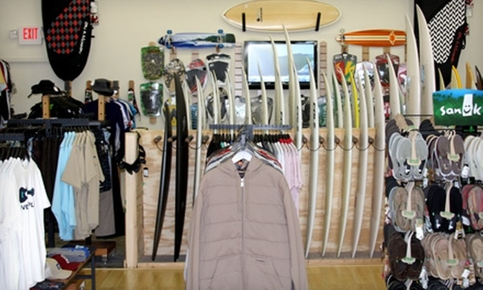 Covered Up Surf and Skate - Corpus Christi: $15 for $30 Worth of Apparel, Accessories, and More at Covered Up Surf and Skate