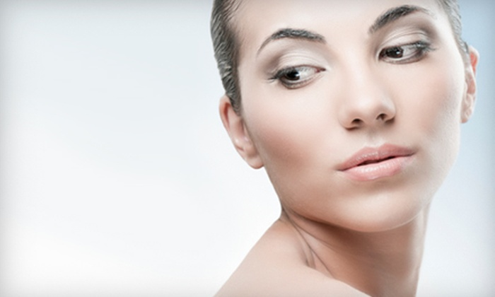 Skin Care Studio - Multiple Locations: Microcurrent Skin Lift, European Day-Spa Facial, or Ultrasonic Chromo-Light Facial at Skin Care Studio (51% Off)