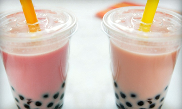 Lollicup Tea Zone - Kansas City: Bubble Tea and Desserts or Loose-Leaf Tea at Lollicup Tea Zone