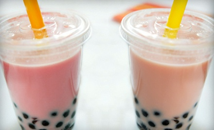 Lollicup Tea Zone: $10 Groupon for Bubble Tea, Frozen Yogurt and Crepes - Lollicup Tea Zone in Kansas City