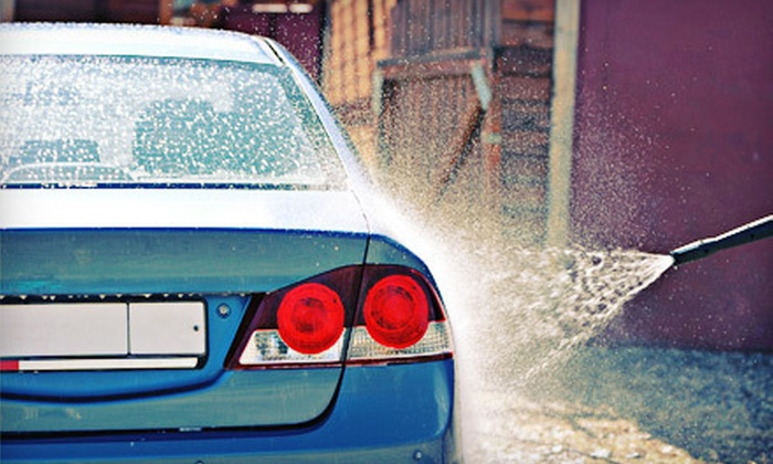 Expert Car Wash, Handy J Car Wash and Lube, Simi Auto Spa, Ortega Car Wash & Lube, & Team Dykstra Car Wash & Lube - Multiple Locations: $27 for Three Full-Service Car-Wash Packages at One of Five Car-Wash Locations Across Southern California ($54 Value)
