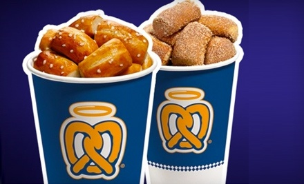 $8 Groupon to Auntie Anne's - Auntie Anne's in Columbus