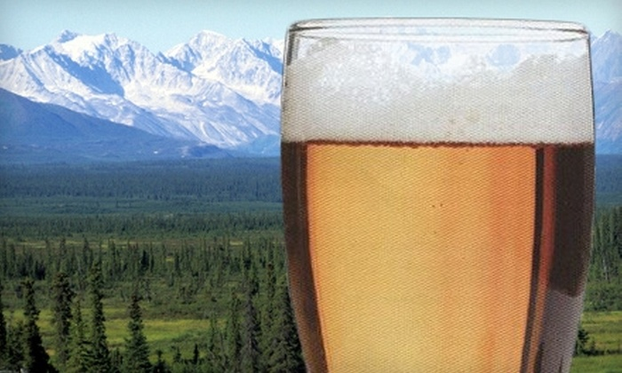 Colorado Brew Tours - Near North Side: $99 for a Beer Buddy Custom Tour for Two from Colorado Brew Tours ($199 Value)