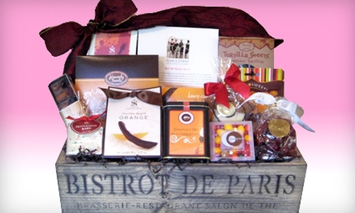 Two Blonds & a Brunette Gift Co.: $45 for $90 Worth of Gift Baskets from Two Blonds & a Brunette Gift Co.