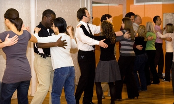 Chicago Dance - Multiple Locations: $24 for Four-Class Package at Chicago Dance ($72 Value)