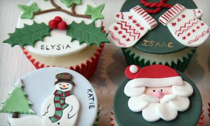 Faboo Cakes - Hendersonville: $25 for a Cupcake-Decorating Class at Faboo Cakes in Hendersonville ($55 Value)