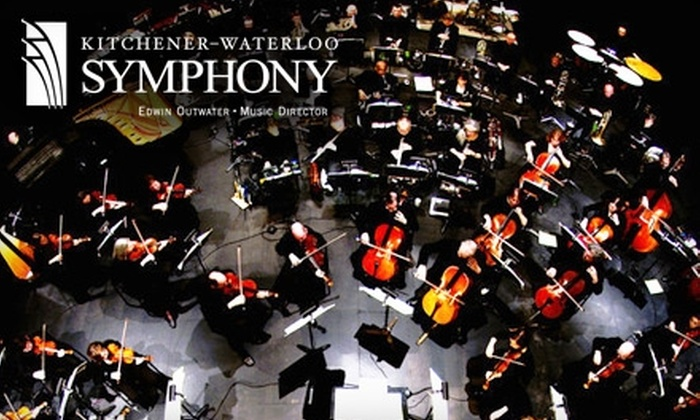 Kitchener-Waterloo Symphony - Multiple Locations: One Ticket to the Kitchener-Waterloo Symphony's Holiday Spectacular. Choose from Four Ticket Options (Up to $66 Value).
