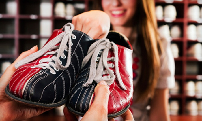 Ford Lanes and Bel-Mark Lanes - Multiple Locations: $19 for Bowling Outing for Two at Ford Lanes or Bel-Mark Lanes (Up to $42 Value)