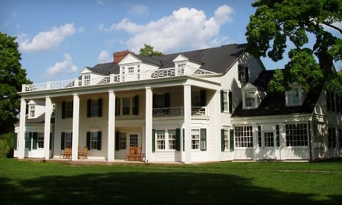 Hill-Stead Museum - Hartford: One Annual Membership to the Hill-Stead Museum, in Farmington; $25 for One Individual Membership (up to a $50 Value) or $37 for One Family Membership ($75 Value)