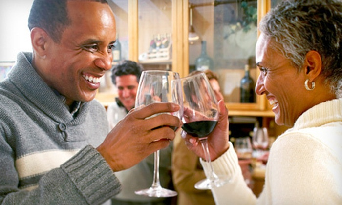 Woodinville Wine Tastings - Woodinville Warehouse Wineries: Premium Wine Tasting for Two or Four from Woodinville Wine Tastings (51% Off)