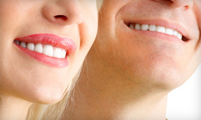 Dr. Hayley Barocas, DMD. - Stamford: Take-Home or In-Office Teeth Whitening from Dr. Hayley Barocas, DMD (Up to 81% Off)