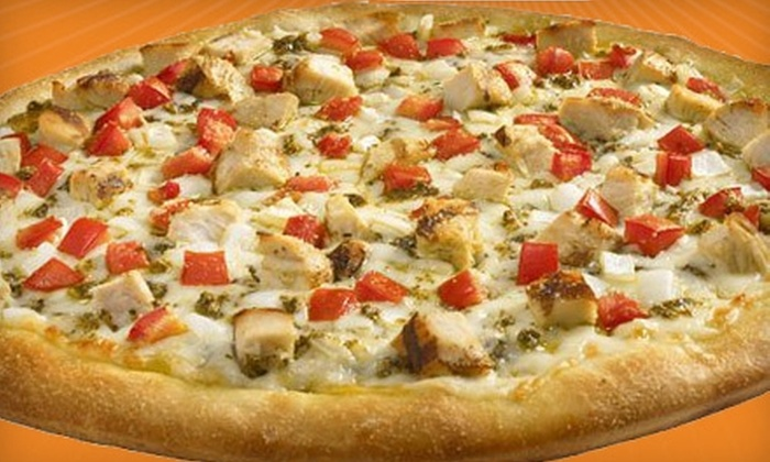 Gatti's Pizza - Amarillo: $5 for $10 Worth of Pizza at Gatti's Pizza