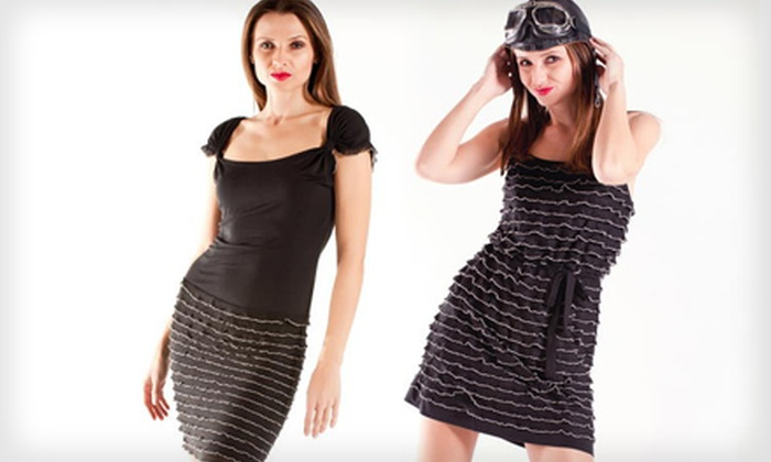 Green and Blue - Dupont Circle: $35 for $75 toward Custom-Made Clothing and Alterations at Green and Blue