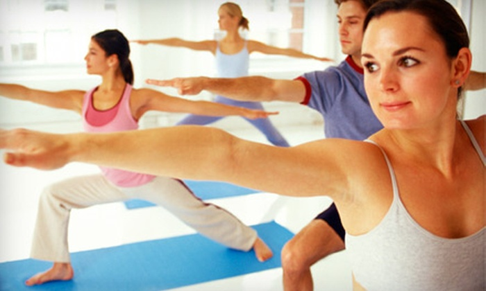 New York Yoga - New York City: $49 for One Month of Unlimited Hot and Vinyasa Yoga at New York Yoga ($159 Value). One Year Unlimited Option Also Available.