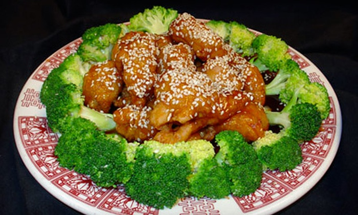 Iron Chef Japanese Cuisine - Phoenix: $20 for $40 Worth of Asian Fare at Iron Chef Japanese Cuisine
