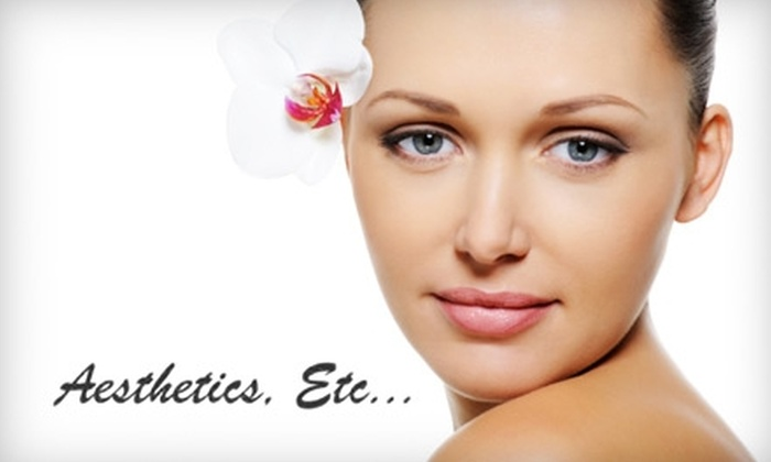 Aesthetics, Etc… - Rocky River: $49 for Microdermabrasion at Aesthetics, Etc… in Westlake ($125 Value)