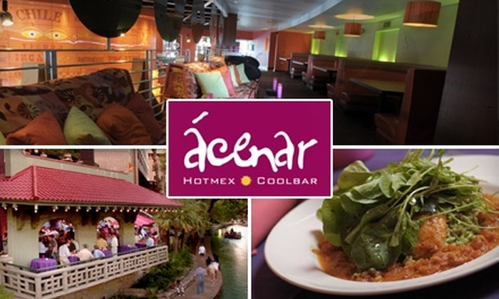 Ácenar - Downtown: $15 for $30 Worth of Contemporary Mexican Cuisine at Ácenar