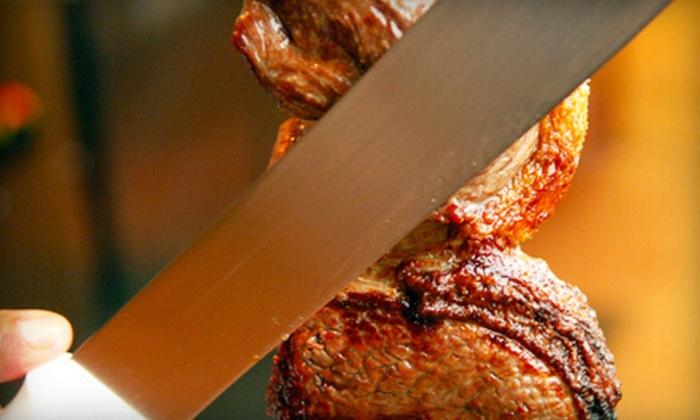 Rio Rodizio - Upper Vailsburg: $50 Toward Brazilian Steak-House Fare