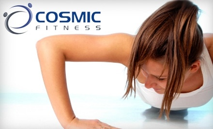 Cosmic Fitness - Cosmic Fitness in Pearland