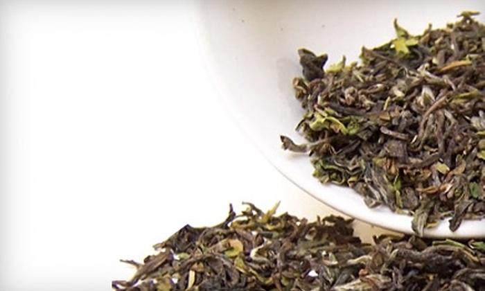Tea Time - University South: $15 for $30 Worth of Loose-Leaf Tea at Tea Time in Palo Alto