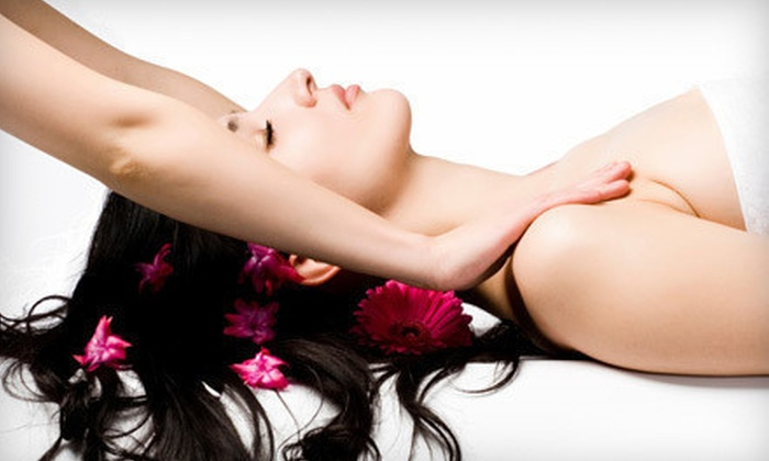 The Retreat Salon and Day Spa - Avery Road Retail Center: Swedish Massage with a Hot-Stone Finish for One or Two at The Retreat Salon and Day Spa in Dublin (Up to 58% Off)