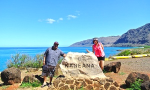 HAWAII REAL NATURE: Up to 56% Off West Oahu Tour and Snorkeling for Two or Four at HAWAII REAL NATURE