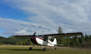 Latitude Aviation: 30- or 60-Minute Sightseeing Flight for Two from Latitude Aviation (Up to 40% Off)