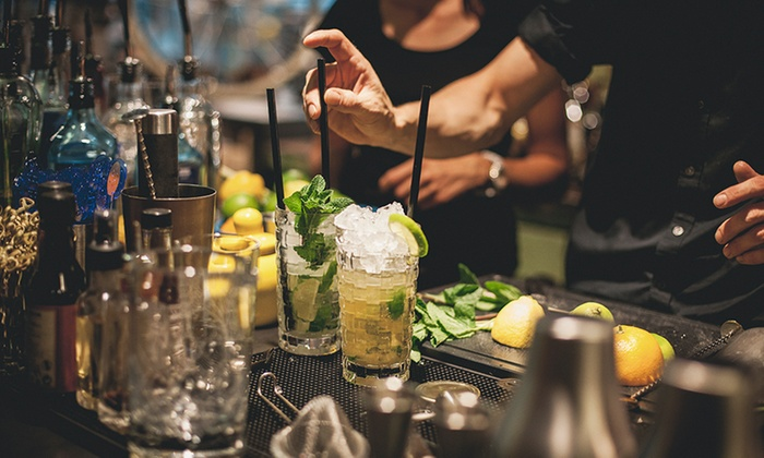 Bartender & Barista: Online Cocktail-Training Course with Option for Wine-Appreciation Course from Bartender & Barista (Up to $389 Off)