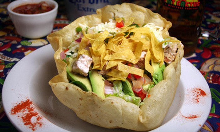 The Fat Cactus - Lynnfield: Mexican Food at The Fat Cactus (Up to 60% Off). Three Options Available.