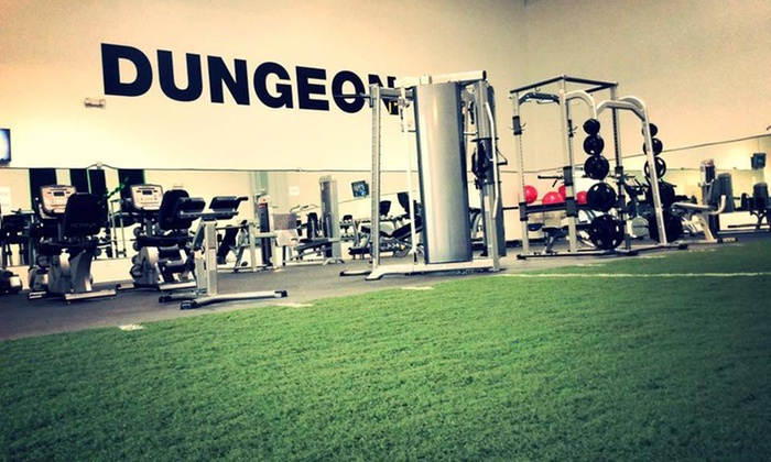 Dungeon Of Discipline - Sovana: $80 for $120 Groupon — Dungeon of Discipline Gym Las Vegas
