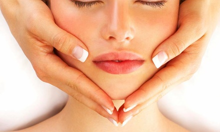 45-Minute Massage and Facial at visage (59% Off)